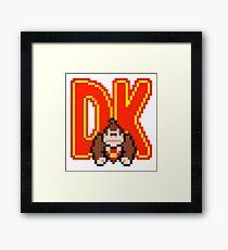 Pixel DK Framed Print