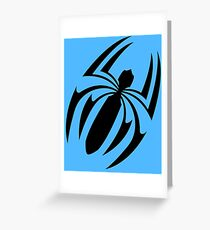 The Scarlet Spider Greeting Card