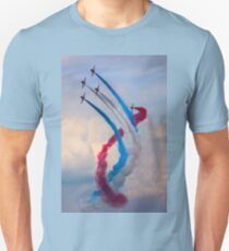 Red Arrows Twister Unisex T-Shirt