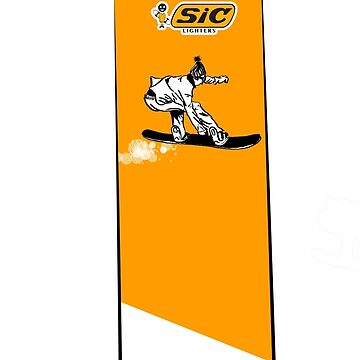 SIC lighters - Snowboarding by fred-moose