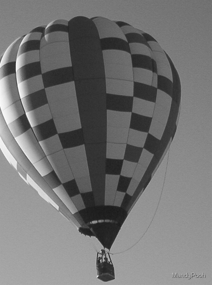 Antique Hot Air Balloon by MandyPooh