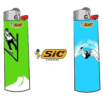 SIC lighters by fred-moose