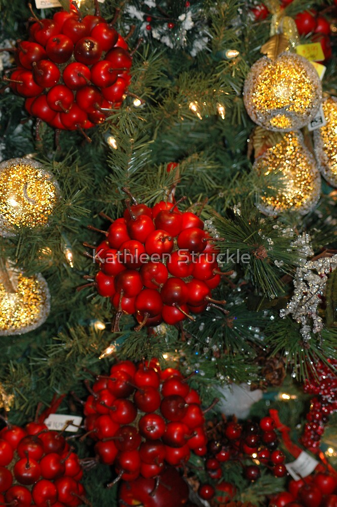 Holiday Decorations by Kathleen Struckle
