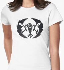 Wryneck logo Women's Fitted T-Shirt