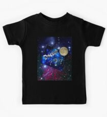 Space Aliens Doctor  Kids Tee