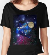 Space Aliens Doctor  Women's Relaxed Fit T-Shirt
