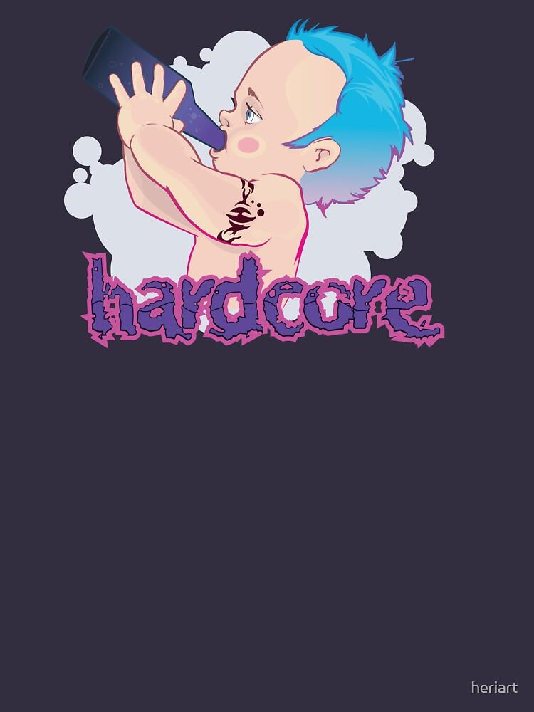 Hardcore by heriart