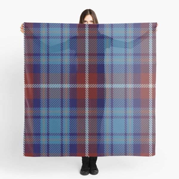 Greer Clan/Family Tartan  Scarf