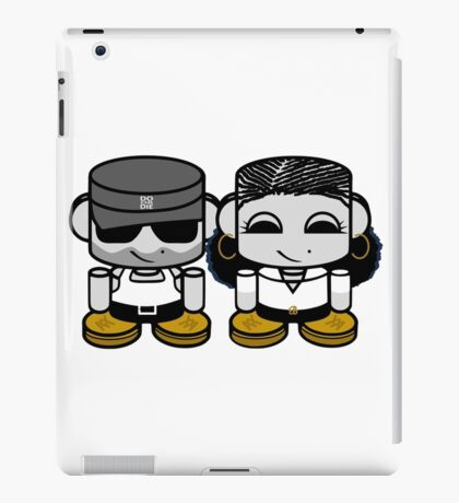 Joe & Belle Stuy O'BABYBOT Toy Robots 1.0 iPad Case/Skin