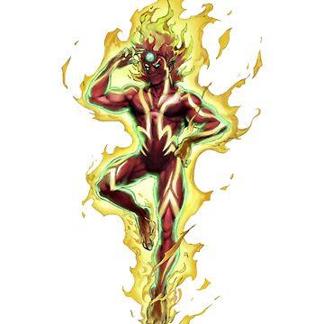 Kid Icarus: Uprising - Pyrrhon by FilipeFL3