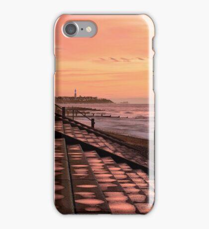 Fylde Coast Sunset iPhone Case/Skin
