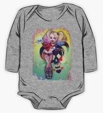 Harley Quinn One Piece - Long Sleeve
