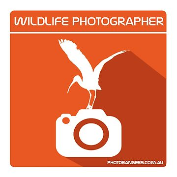Wildlife Photographer TShirt by littleredplanet