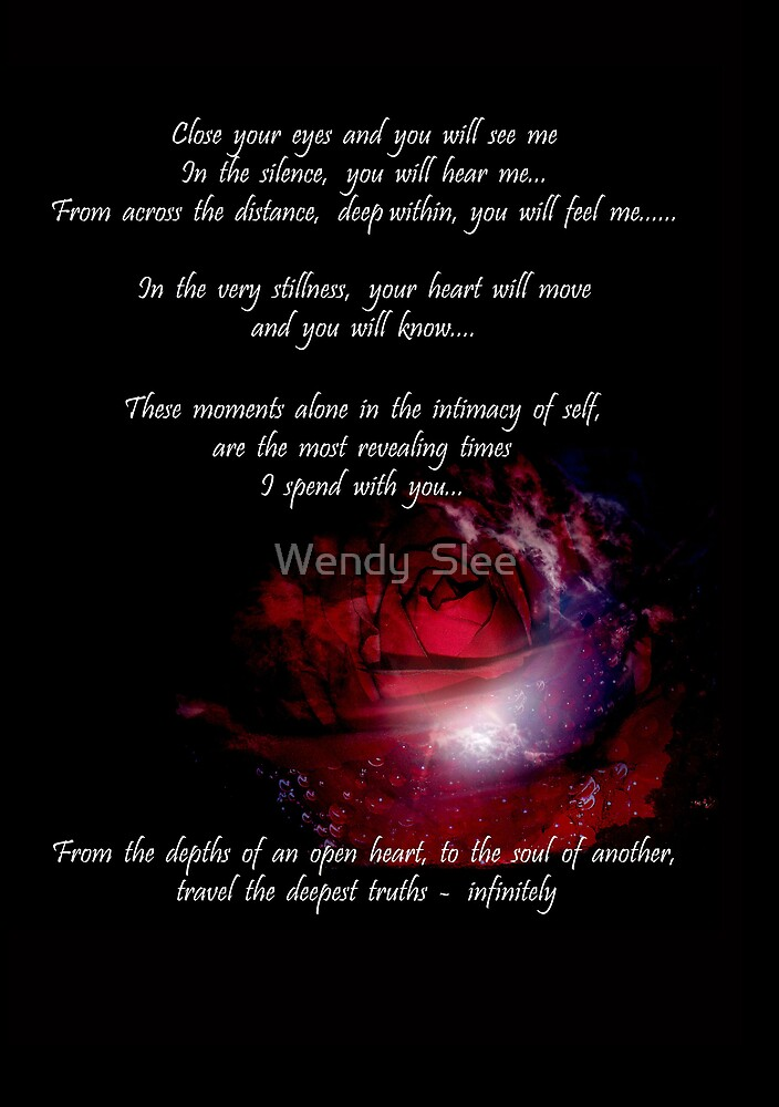 Love  by Wendy  Slee