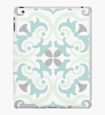 Vector ceramic tiles with seamless pattern iPad Case/Skin