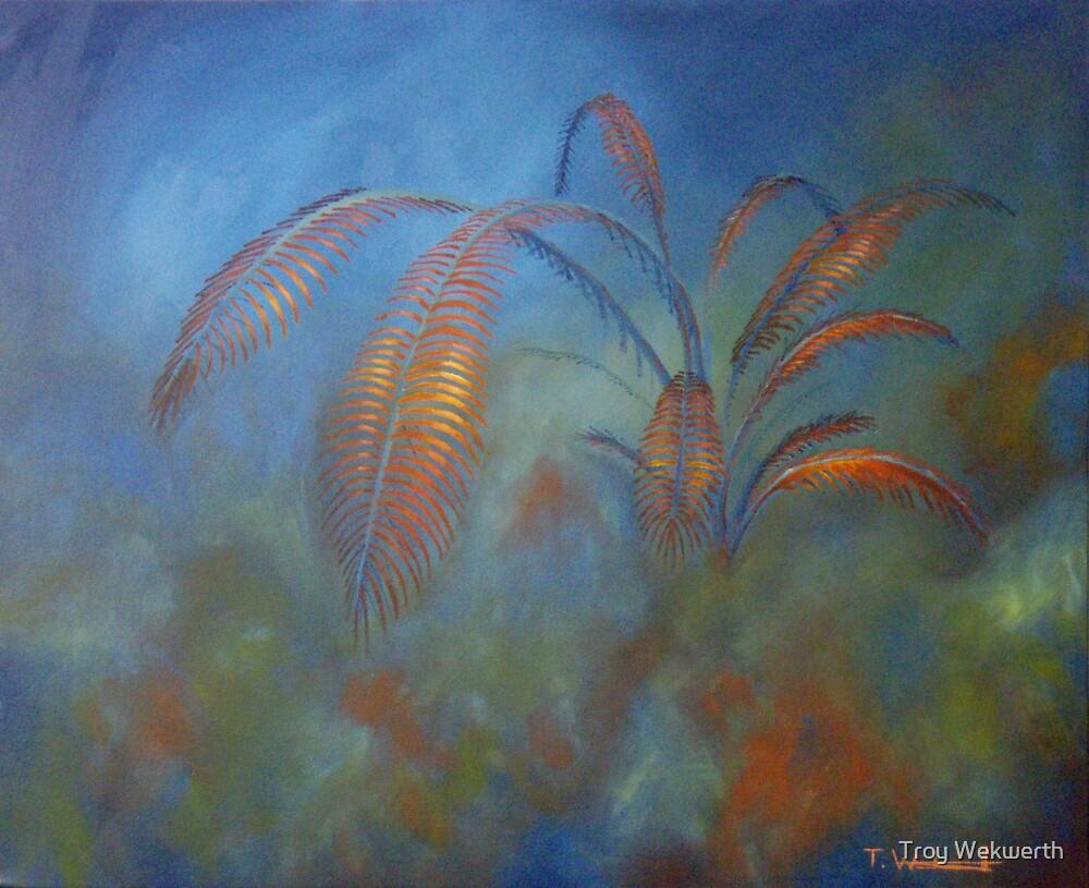 featherstar by Troy Wekwerth