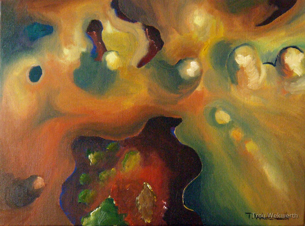sponge by Troy Wekwerth