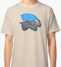 Crappy Elephant 2 Classic T-Shirt