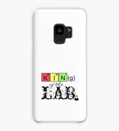 King of the Lab VRS2 Case/Skin for Samsung Galaxy