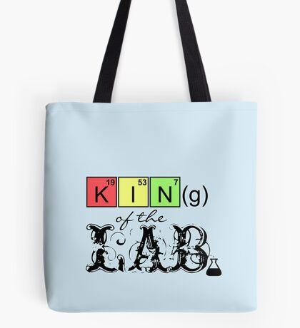 King of the Lab VRS2 Tote Bag