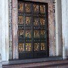 Golden door by Steve plowman