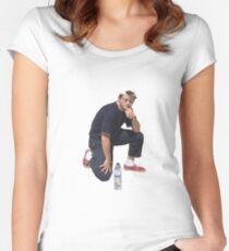 Mac Demarco Water Squat Women's Fitted Scoop T-Shirt