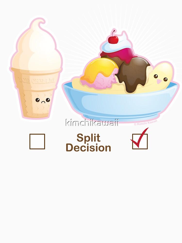 Split Decision by kimchikawaii