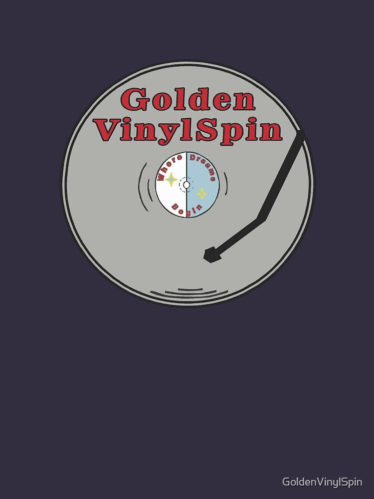 Golden VinylSpin by GoldenVinylSpin