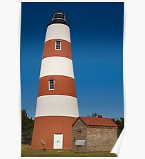 The Sapelo Island Lighthouse Poster