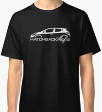 Hatchback Mafia for Renault Clio mk4; 2012- enthusiasts Classic T-Shirt