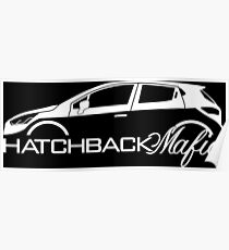 Hatchback Mafia for Renault Clio mk4; 2012- enthusiasts Poster