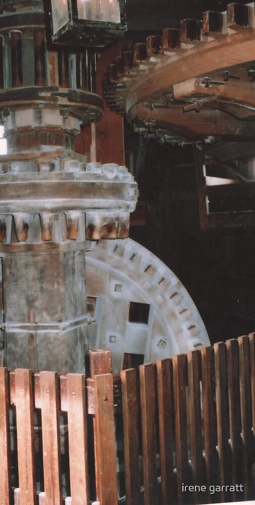 Windmill workings by irene garratt
