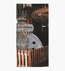 Windmill workings Photographic Print