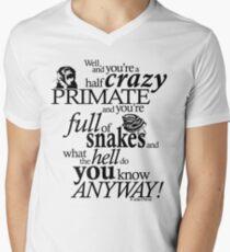 Crazy Primate (1) T-Shirt