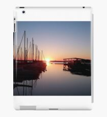 One Sunday Morning iPad Case/Skin