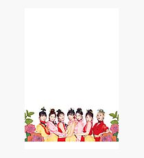 Oh My Girl Coloring Book Photographic Print