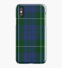 Hamilton Hunting Clan/Family Tartan  iPhone Case/Skin