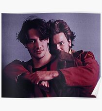 River and Keanu Poster
