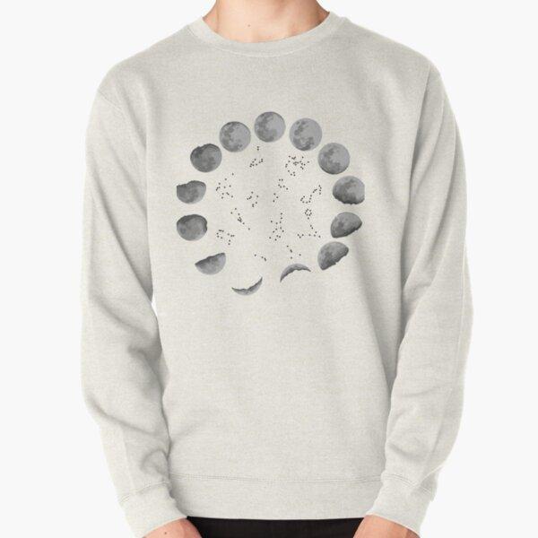 Moonphases Pullover Sweatshirt