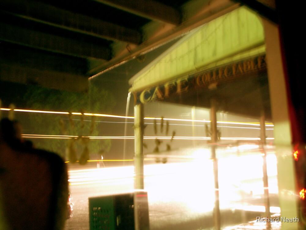 Night Cafe by Richard Neath