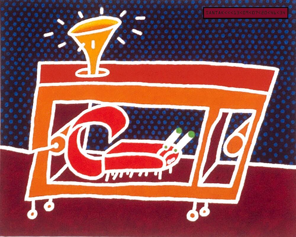Snail Cupboard by santakaoss