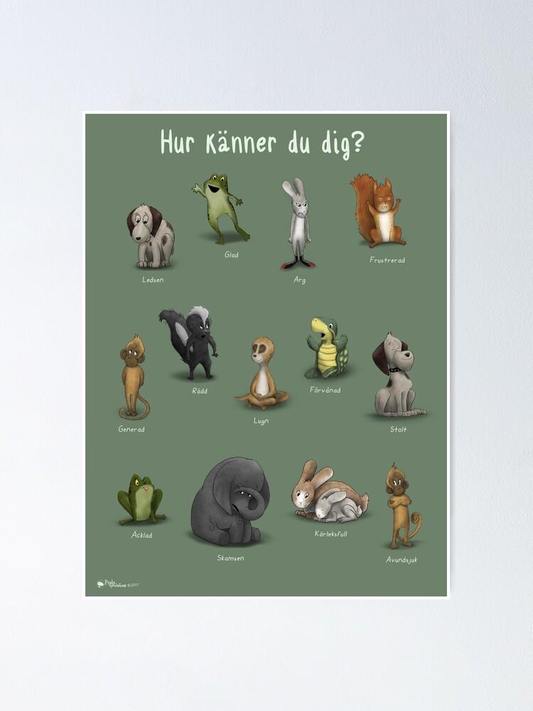Alternate view of Hur Känner Du Dig?  Poster