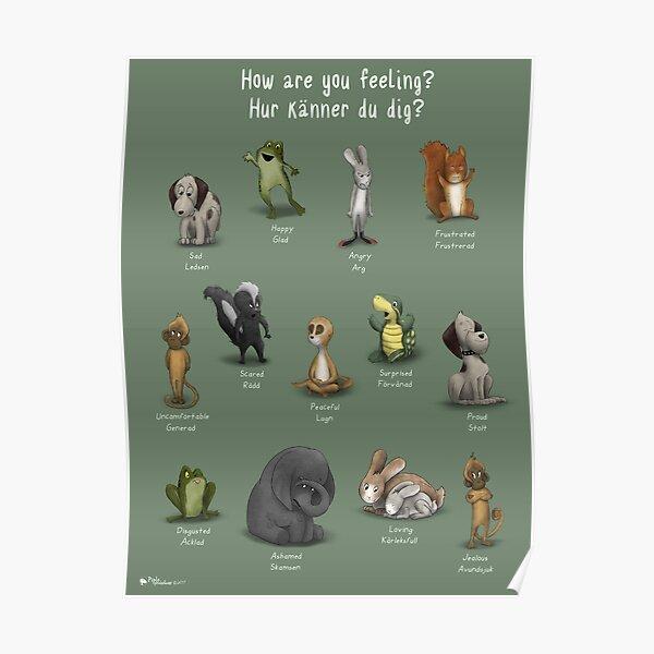 How Are You Feeling?/Hur Känner Du Dig? Poster
