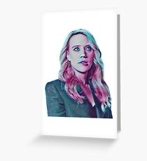 Kate Rainbow Greeting Card