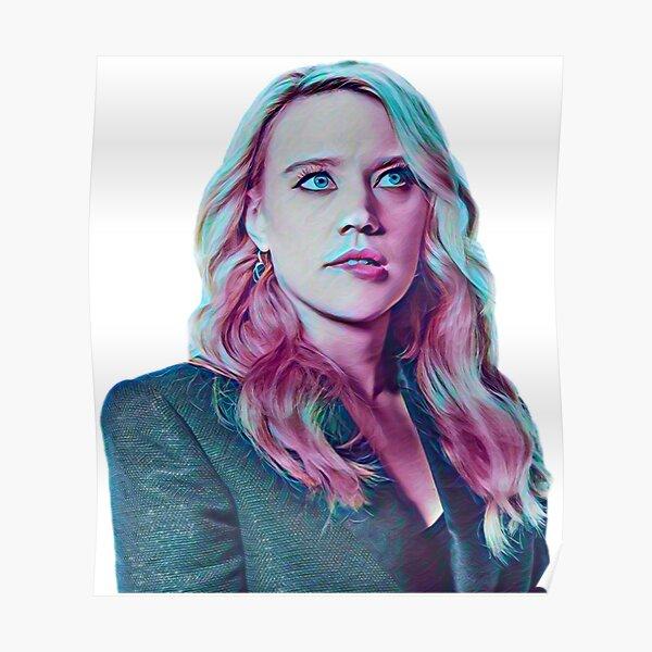 Kate Rainbow Poster