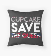 Laicity Cupqueen Throw Pillow