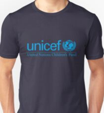 Unicef for Better Children Future Unisex T-Shirt