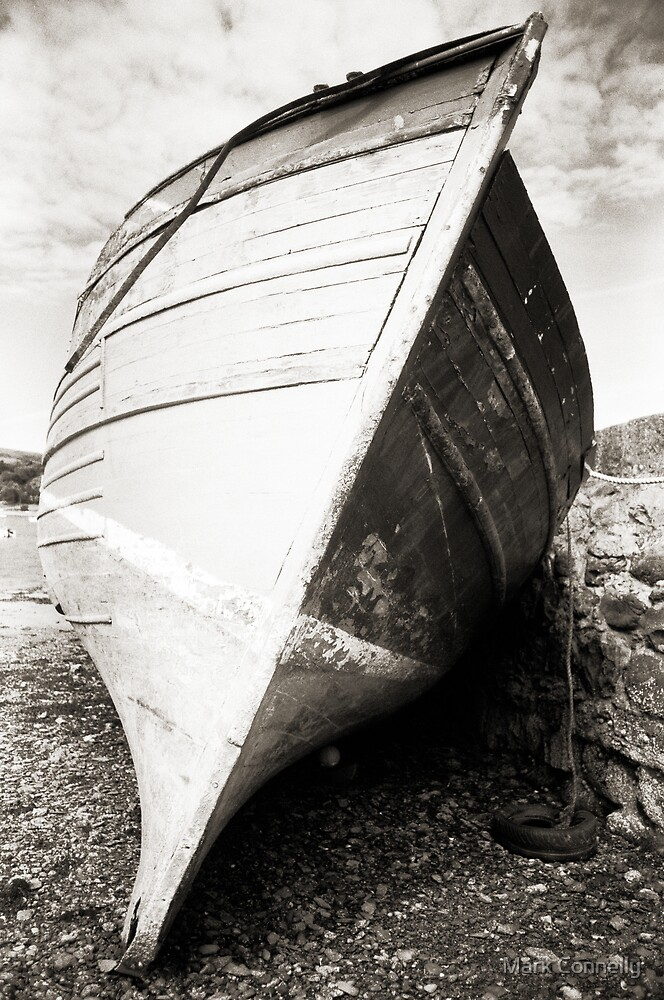 Port Bannatyne Boat 1 by Mark Connelly
