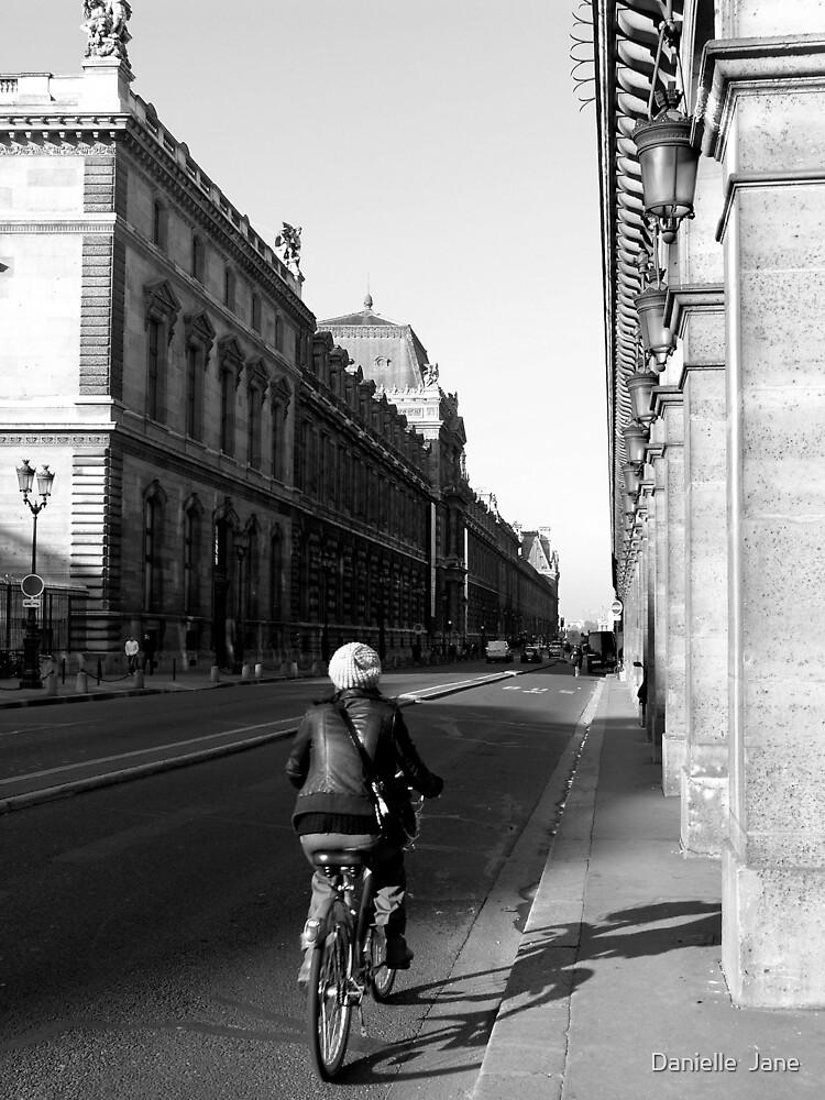 Paris by Danielle  Jane
