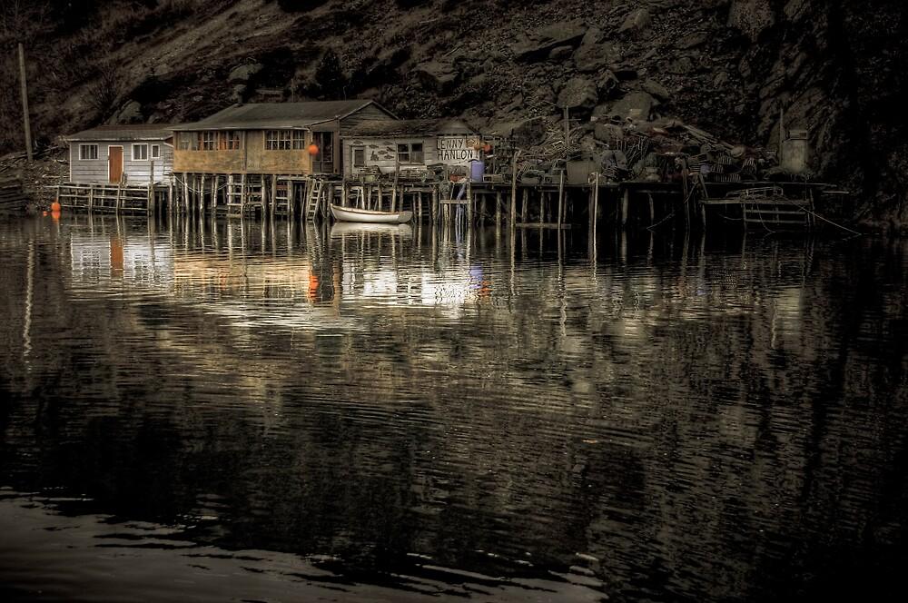 Across The Bay by Kevin  Kroeker